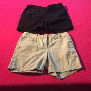 Bundle of two pair of Loft shorts